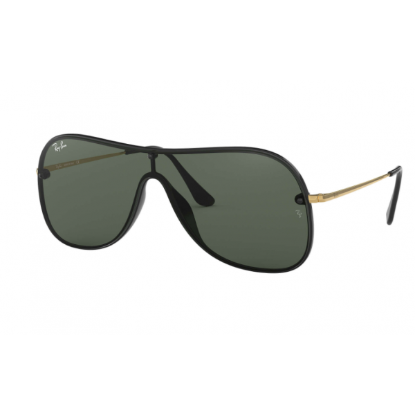 438ebe6ea3 authentic cheap ray bans sunglasses rb4311n black gold frame classic lens  bc076 36f0a