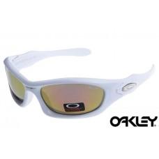 4f9b26ac8582b Oakleys Monster Dog Sunglasses Polished White Fram.